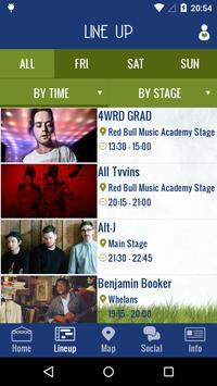 Longitude Festival 2015 screenshot 1