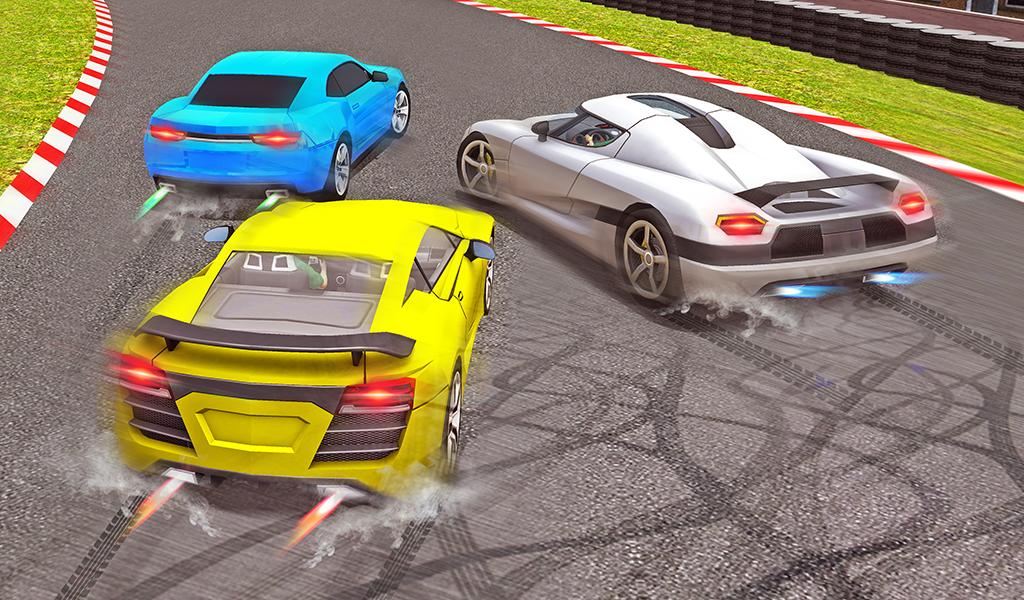 Extreme Street Racing in Car: Driving Simulator for Android
