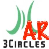 3Circles AR icon