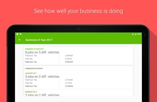 Foxy - Vehicle Billing System apk screenshot