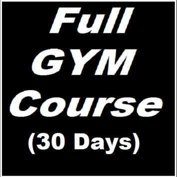 Gym Course 30 days screenshot 1