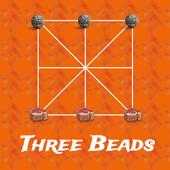 Three Bead icon
