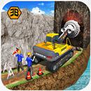 Tunnel Construction 2018 - Mega Machines Simulator APK