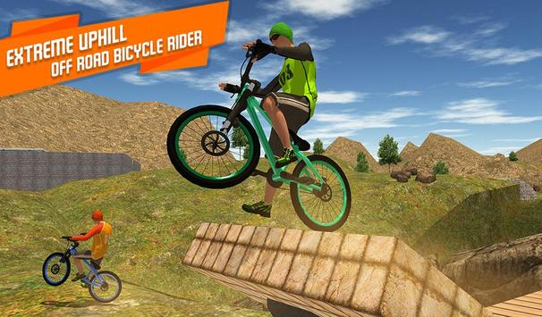 BMX Offroad Bicycle rider Superhero stunts racing screenshot 13