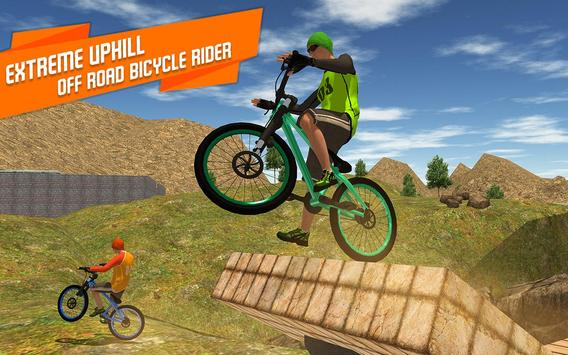 BMX Offroad Bicycle rider Superhero stunts racing screenshot 8