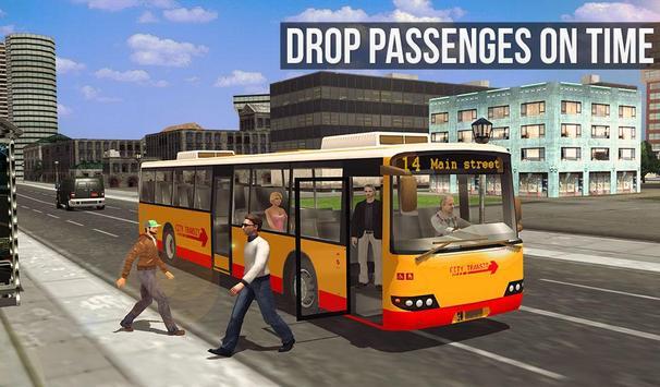 Bus Simulator 17 - Coach Driving apk screenshot