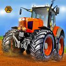 Farming sim 2018 - Tractor driving simulator APK