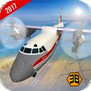 Flying Simulator 2017 - Airplane Flight Pilot 3D APK