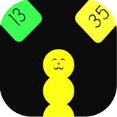 Super Snake balls vs Blocks icon