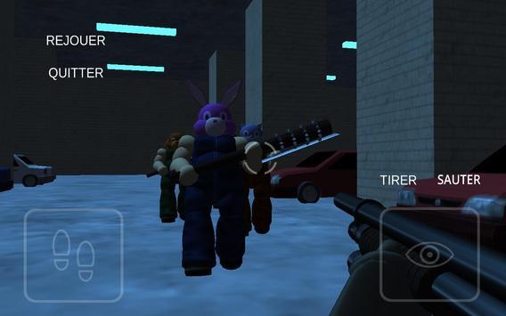 Paranormal Creatures Hunter apk screenshot