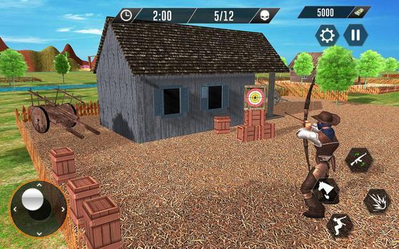Western Cowboy Revenge - Gun Fighter Gang Shooting screenshot 5