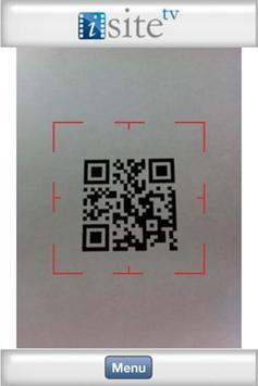 iSiteTV QR Code Reader poster