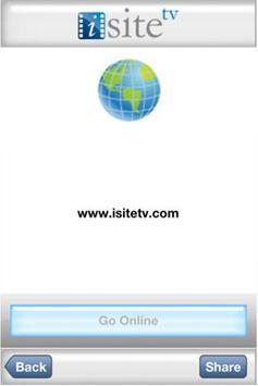 iSiteTV QR Code Reader screenshot 2