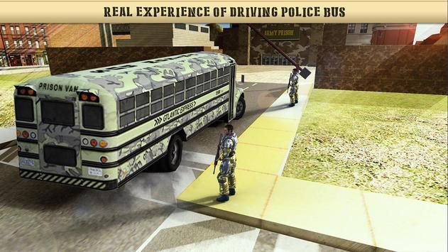 US Army Prisoner Transport Plane - Transport Games screenshot 3