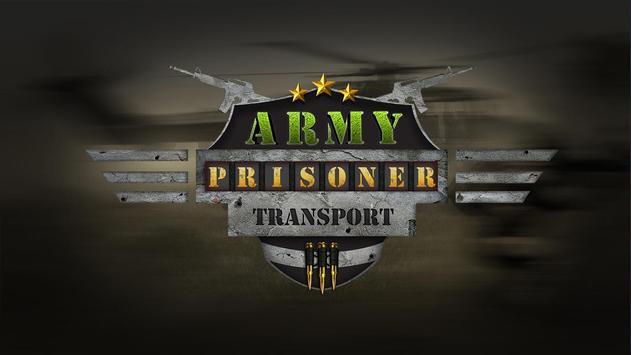 US Army Prisoner Transport Plane - Transport Games screenshot 4