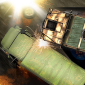 Army Truck Demolition Derby 3D icon