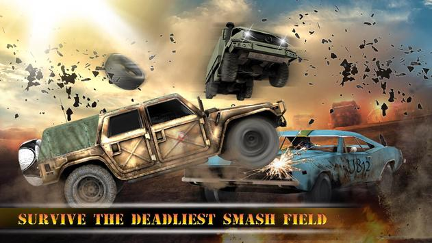 Army Truck Demolition Derby 3D apk screenshot