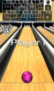 3D Bowling screenshot 1