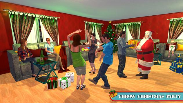 Rich Dad Santa: Fun Christmas Game screenshot 9