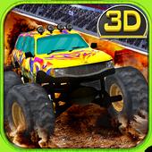 Modern Truck Stunt Driver 3D icon