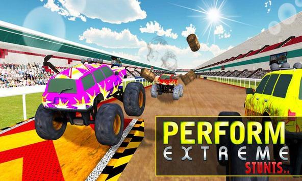 Modern Truck Stunt Driver 3D apk screenshot
