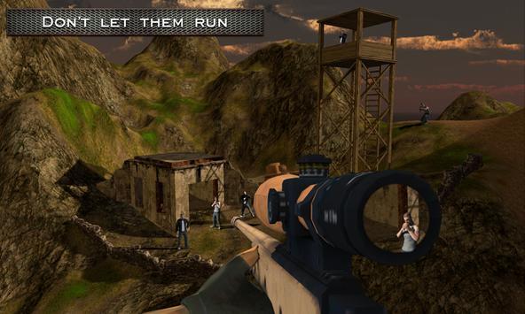 Mountain Sniper Counter Terror apk screenshot