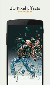 3D Pixel Effect apk screenshot