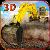Sand Excavator Simulator icon