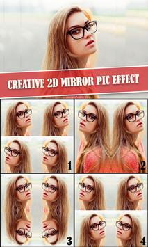 3D Echo Mirror Magic Editor : Collage Photo Editor apk screenshot