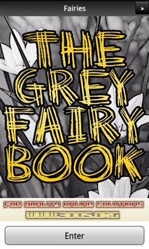 The Grey Fairy Book FREE poster
