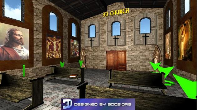 3D Church apk screenshot