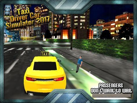 Taxi Driver Car Simulator 2017 apk screenshot