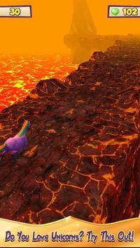 Unicorn Volcano Escape screenshot 14