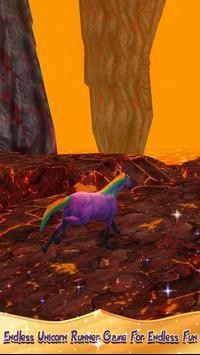 Unicorn Volcano Escape screenshot 23