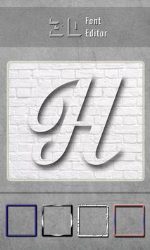 3D Font Editor screenshot 4