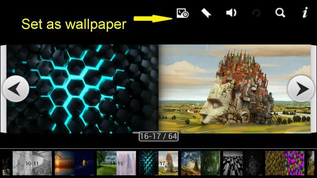 3D HD Wallpapers screenshot 5