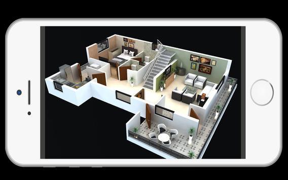 3D Home Design screenshot 3
