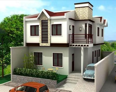 3D Home Exterior Design Ideas APK Download - Free Lifestyle APP ...
