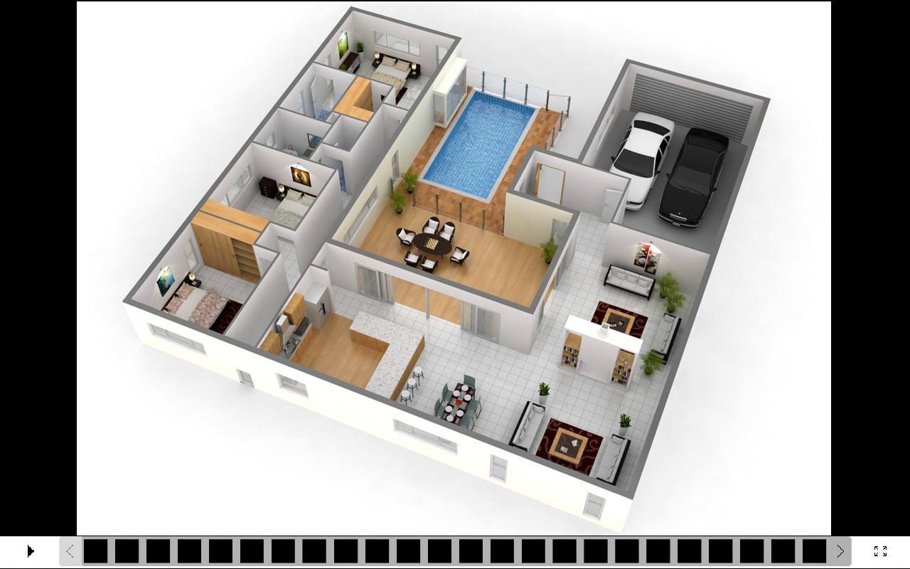Dise o de la casa 3d descarga apk gratis estilo de vida - Diseno casa 3d ...