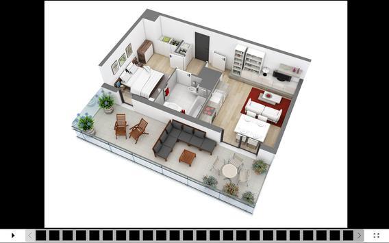 3d house design apk screenshot - House Design Download