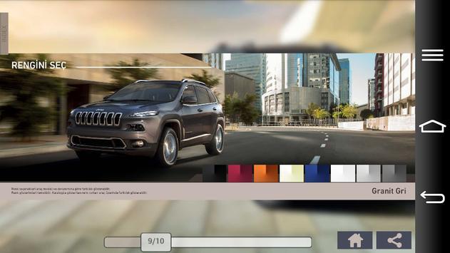 Jeep Cherokee Katalog screenshot 1