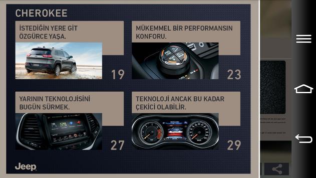 Jeep Cherokee Katalog screenshot 3