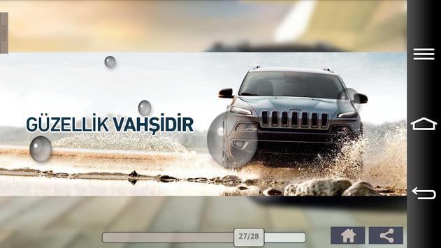 Jeep Cherokee Katalog screenshot 8