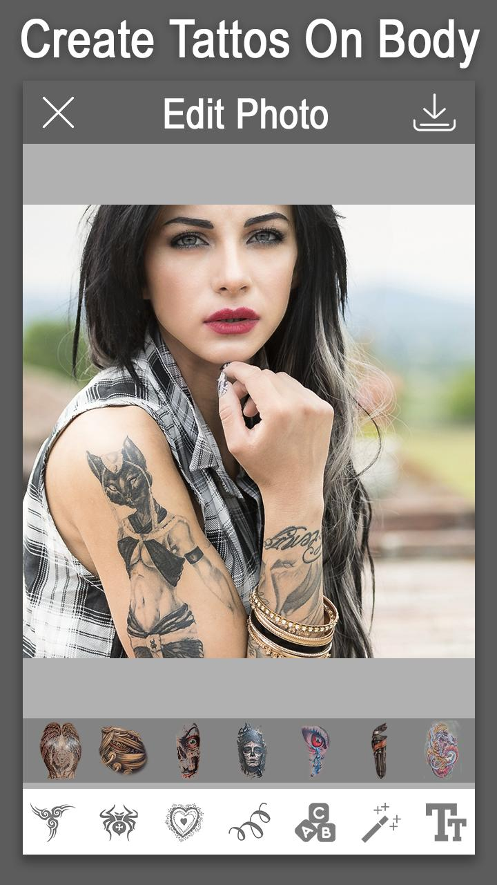 3d Tattoo Design Art For Android Apk Download
