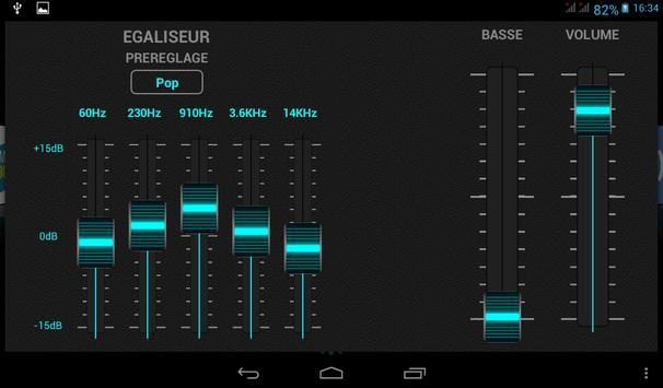 Stations de Radio France screenshot 6