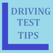 Driving License Road Test Tips icon