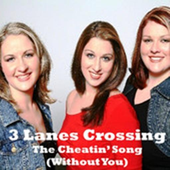 3 Lanes Crossing icon