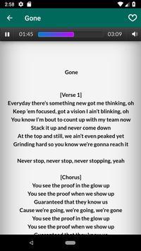 Matty B Raps Songs Full screenshot 5