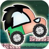 Racing Super Car Titan Robin Go Adventure icon