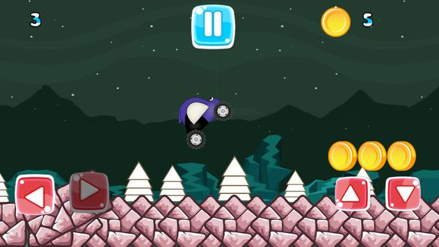 Racing Super Car Titan Robin Go Adventure screenshot 1